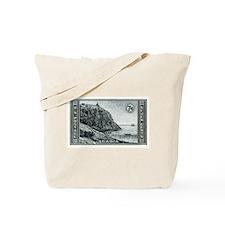 Cute Mt desert island Tote Bag