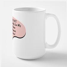 Urban Planner Voice Large Mug