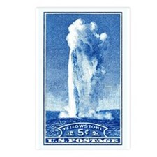 Cute Yellowstone Postcards (Package of 8)