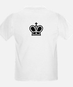 I'm the Queen Kids T-Shirt(Printed Front&Back)
