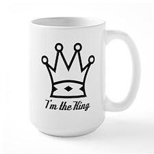 I'm the King Mug