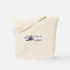 COAI 20 Years of Laughter Tote Bag