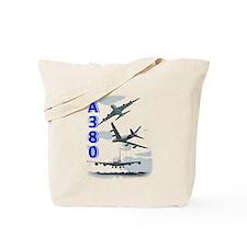 A380 Tote Bag