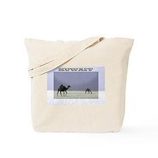 Kuwaiti Camels Tote Bag