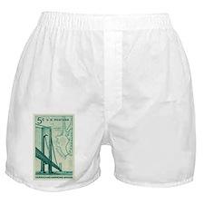 Unique Brooklyn bridge Boxer Shorts