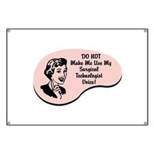 Surgical Technologist Voice Banner