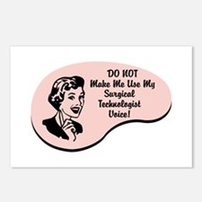 Surgical Technologist Voice Postcards (Package of
