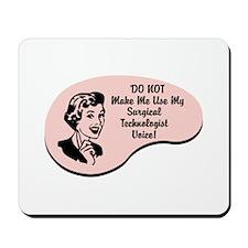Surgical Technologist Voice Mousepad
