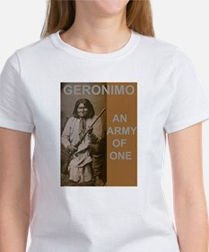 geronimo Army of One T-Shirt