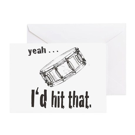 Yeah . . . I'd Hit That Greeting Card