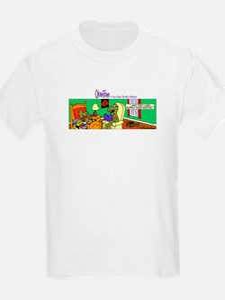 Unique Cartoon characters T-Shirt