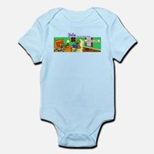 Cute Cartoon characters Infant Bodysuit
