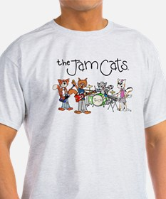The Jam Cats T-Shirt