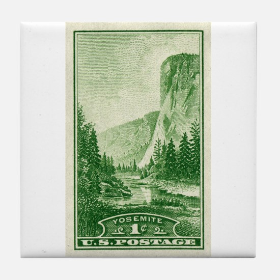 Cool National park service Tile Coaster