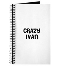 CRAZY IVAN Journal