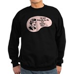 Soil Scientist Voice Sweatshirt (dark)