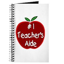 Apple for Teacher's Aide Journal