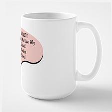 Social Worker Voice Large Mug
