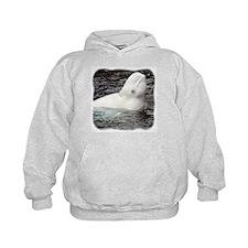 Beluga Head Hoodie