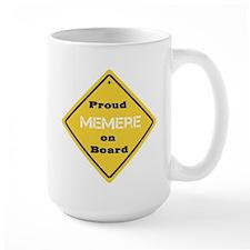 Proud Memere on Board Mug