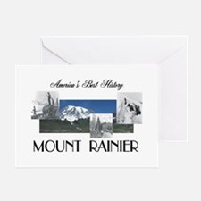 ABH Mount Rainier Greeting Card