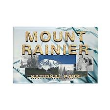 ABH Mount Rainier Rectangle Magnet