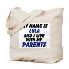 my name is lula and I live with my parents Tote Ba