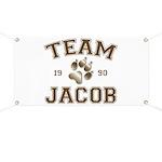 Twilight Team Jacob Banner