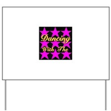 Dancing With The Stars Yard Sign