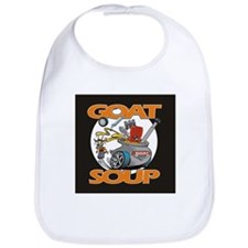 Unique Goat soup Bib