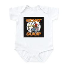 Cute Goat soup Infant Bodysuit