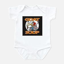 Unique Goat soup Infant Bodysuit