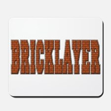 Bricklayer Mousepad