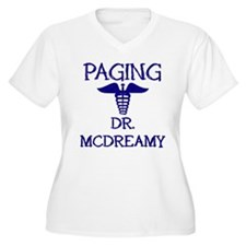 Paging Dr. McDreamy T-Shirt