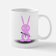 Unique Angry bunny Mug
