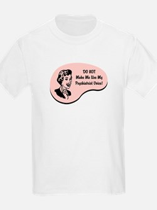 Psychiatrist Voice T-Shirt