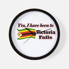 Victoria falls Wall Clock