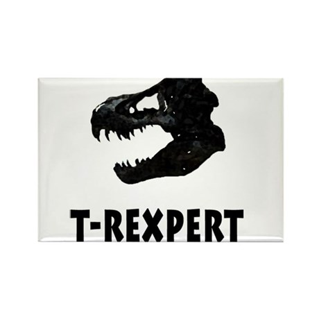 T-Rexpert Rectangle Magnet (100 pack)