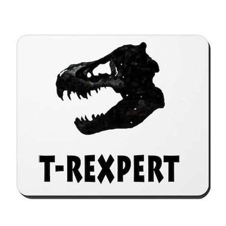 T-Rexpert Mousepad