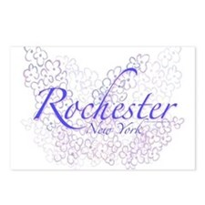 Rochester Lilacs Postcards (Package of 8)