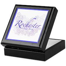 Rochester Lilacs Keepsake Box