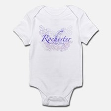 Rochester Lilacs Infant Bodysuit