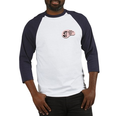 Physician Assistant Voice Baseball Jersey