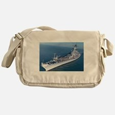 BB 64 Ships Image Messenger Bag