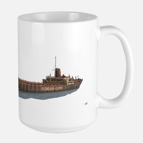 Cliffs Victory Cut Out Mugs