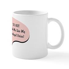 Paralegal Voice Small Mug