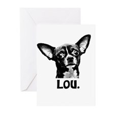 Unique The soup Greeting Cards (Pk of 10)