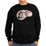 Mountain Biker Voice Sweatshirt (dark)