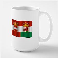 Austrohungarian empire large coffee mug