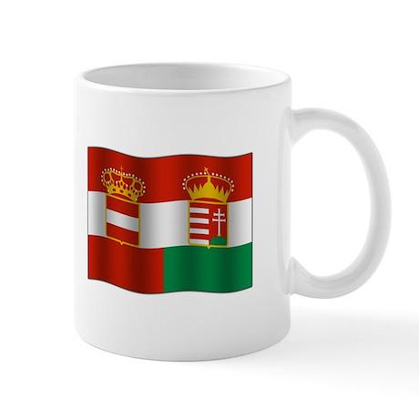 Austrohungarian empire coffee mug